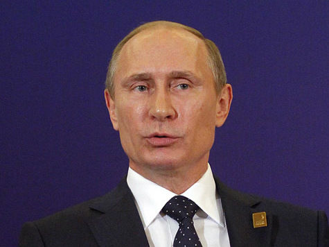 Путин заступился за жену Эрдогана