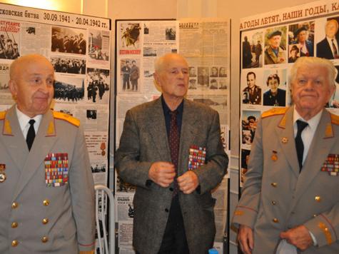 Их позвала молодость на Московский фронт