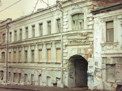 Московскую старину сдадут в аренду за один рубль