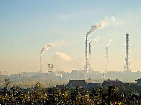 Жители городского поселения Хорлово хотят экологических перемен
