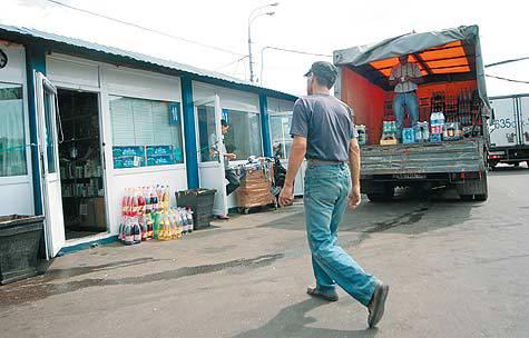 В Москве свободно торгуют крепким алкоголем по цене ниже законного минимума в 89 рублей