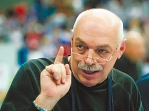 Лев Россошик, первый вице-президент Федерации спортивных журналистов России
