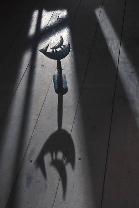 """На выставке """"Царицыно"""" стихи и скульптуры засветятся во тьме"""