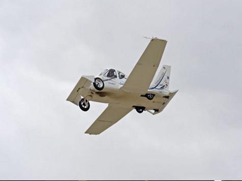 Власти США дали право на использование первого летающего автомобиля