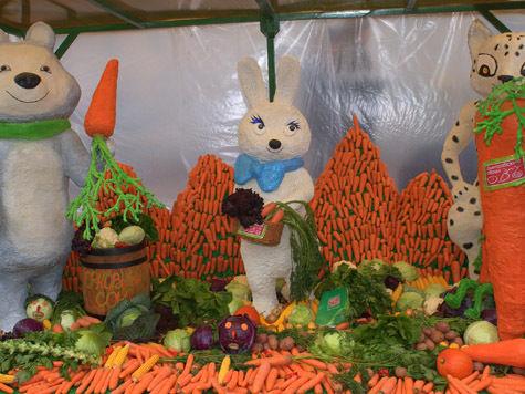 Морква— всему голова