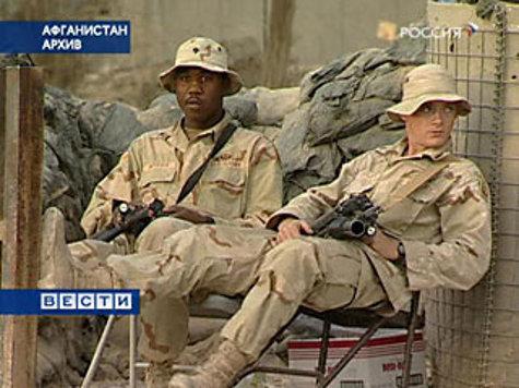 Война американцев в Афганистане мало чем отличается от отдыха