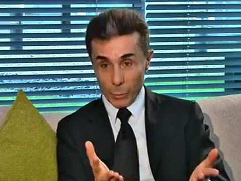 Саакашвили хочет испортить первый зарубежный визит Иванишвили?