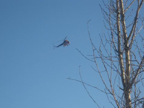 Состоятельный вертолетчик