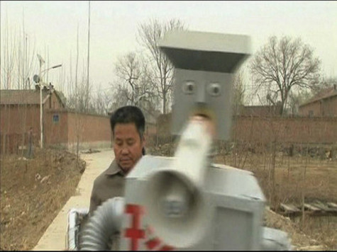 В мировой легкой промышленности китайцев в будущем вытеснят роботы
