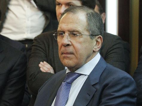 Предложение Лаврова Дамаску может стать спасательным кругом для Сирии