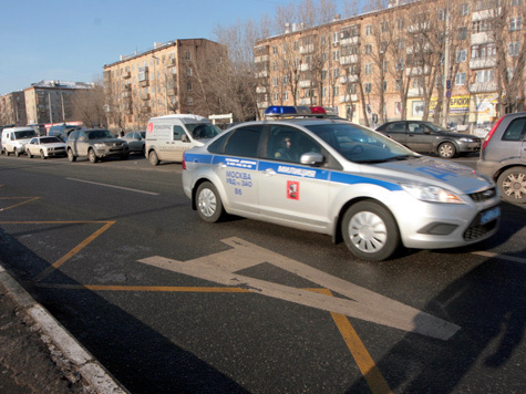 Центр Москвы сузят для автомобилистов