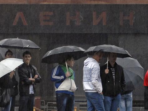 Мавзолей Ленина будет закрыт до 9 июля