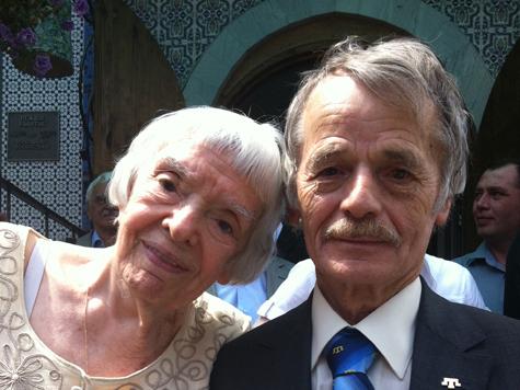 Крымские татары собрали советских правозащитников