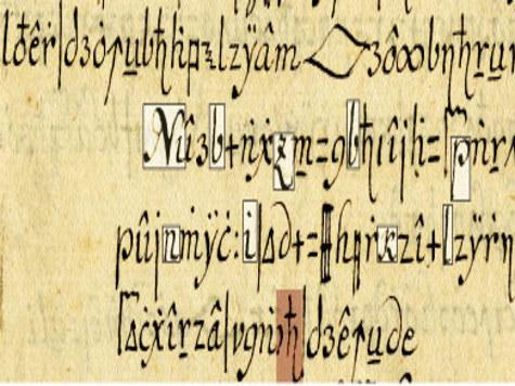 Ученые расшифровали таинственный старинный манускрипт