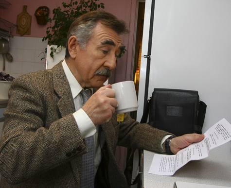 Насморк Каневского приняли за инфаркт