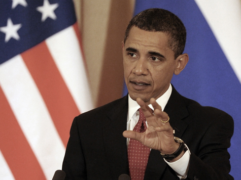 Почему Барак Обама согнулся в три погибели?