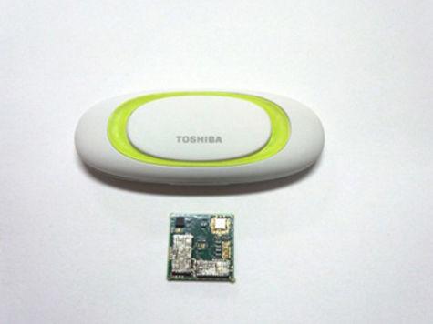 Датчик способен записывать основные параметры жизнедеятельности организма и передавать их по беспроводной сети