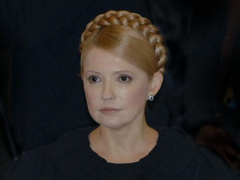 Тимошенко будет бить окна