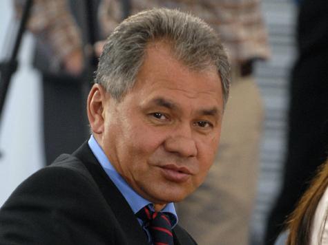Сергей Шойгу сменил вправительстве несколько руководителей