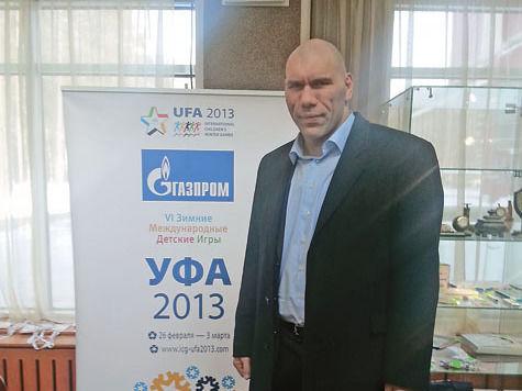 Знаменитый боксер рассказал «МК» о посещении Международных детских игр в Уфе