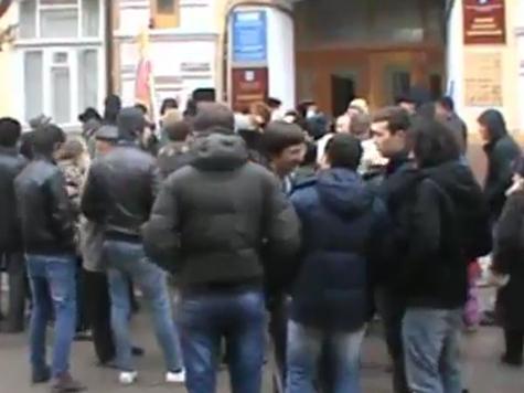 Горячий вторник в Астрахани