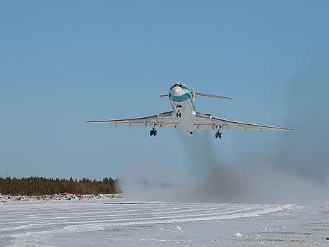 "На ""Ту-154"" совершили чудо №2"