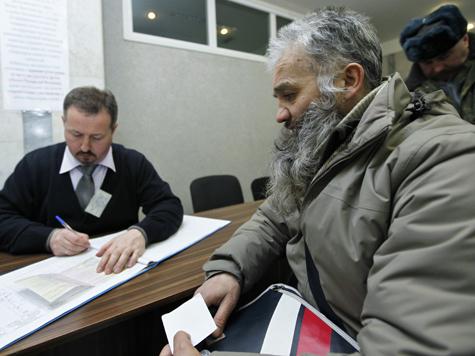 В Балашихе случился выборный бум