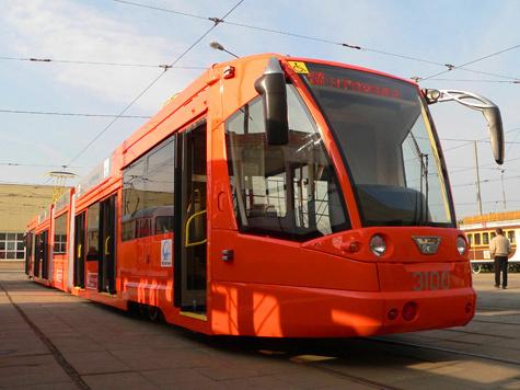 Садовое кольцо может стать трамвайным
