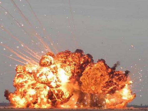 В Туркмении взорвались склады с боеприпасами
