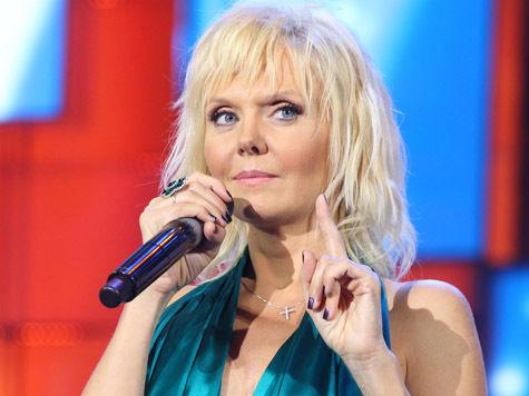 Певица Валерия поддержала идею Госдумы штрафовать за фонограмму