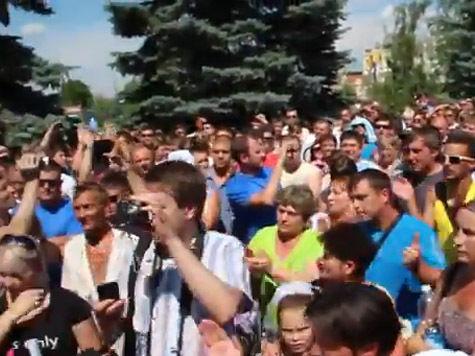 К участникам «Пугачевского бунта» приехал губернатор