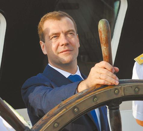 Медведев с человеческим лицом