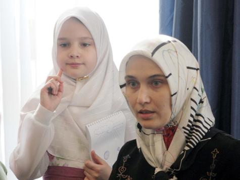 Мусульманки  в «Космосе»