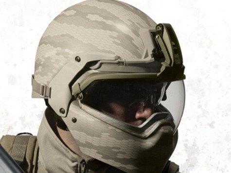 Новые боевые шлемы превращают войну в смертельную видеоигру