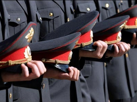 Число преступлений, совершенных полицейскими, выросло на четверть