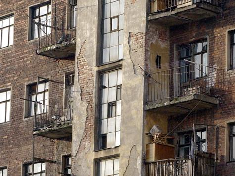Об обрушении здания узнают заранее