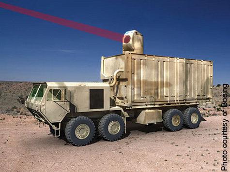 Лазерное супероружие военным помогли создать астрономы
