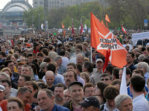 Митинги в День России создадут неудобства столичным автомобилистам