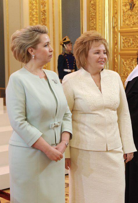 Награды супруг президента и премьера:от «Золотого воина» до «Рухубелента»