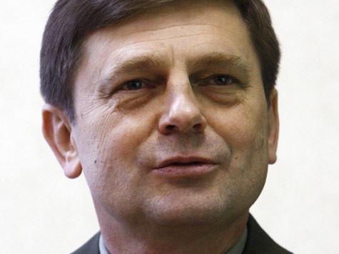 Путин уволил Олега Остапенко с поста замминистра обороны РФ