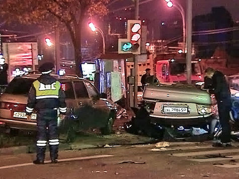 Популярная актриса погибла в ДТП по вине сразу двух водителей