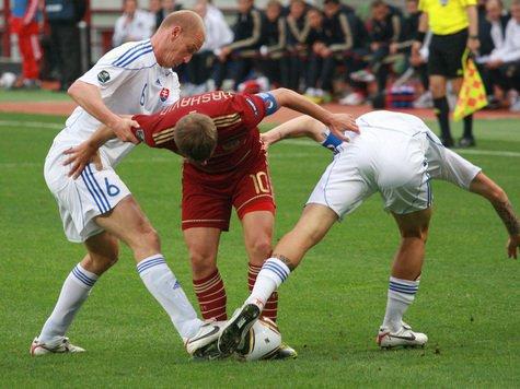 Россияне в ФИФА лучше итальянцев