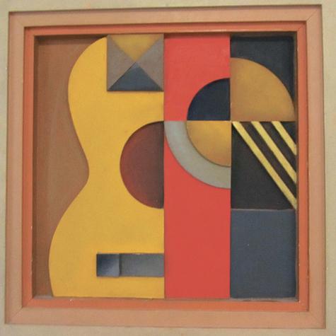 Впервые в Москве открылась выставка авангардиста Василия Ермилова