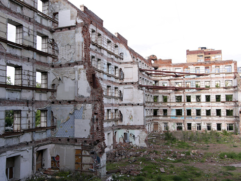 Жители дома на Малой Грузинской возражают против реконструкции консерваторского общежития