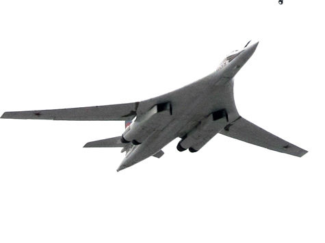 Россия обидела Колумбию своими бомбардировщиками
