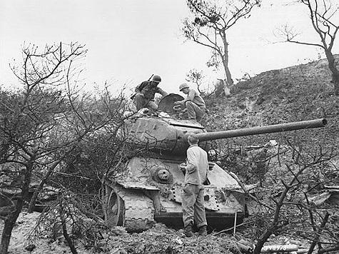 """""""МК"""" поговорил с советским и британским участниками конфликта в Корее"""