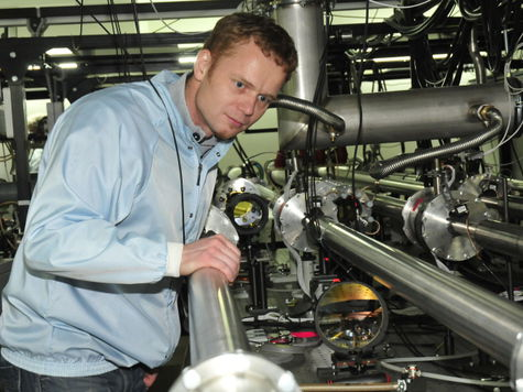 В Нижнем Новгороде строят самый мощный в мире лазер