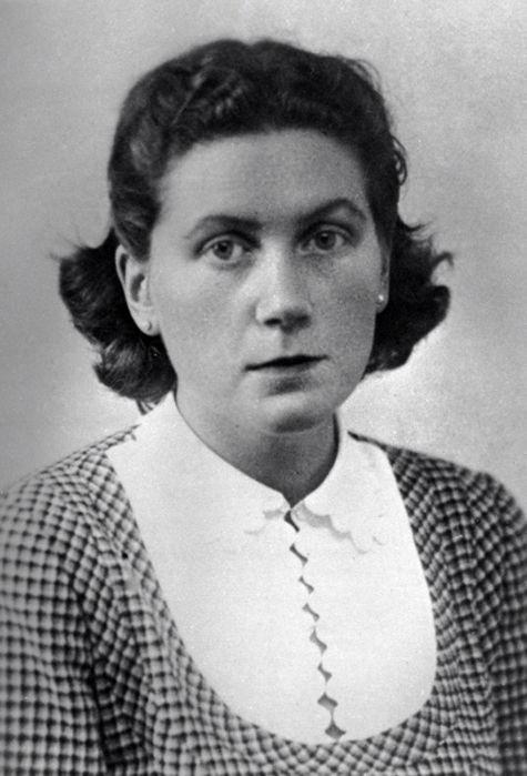 Дочь Сталина была под колпаком