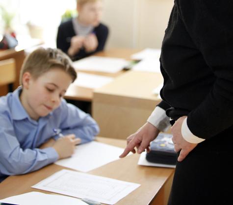 Отвести ребенка домой из школы смогут лишь избранные