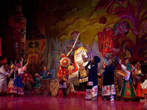 «Петушок» поженил оперу с балетом